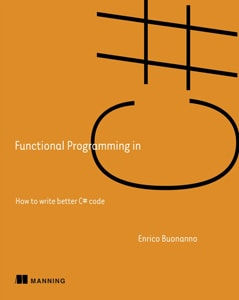 Functional Programming in C# by Enrico Buonanno Book Cover