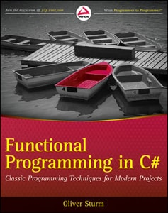 Functional Programming in C# by Oliver Sturm Book Cover