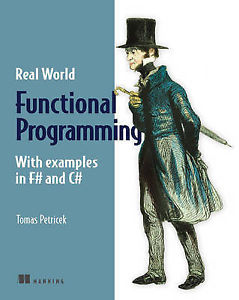 Real World Functional Programming by Tomas Petricek Book Cover